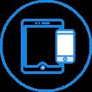Sprzedaż mobilna dzięki aplikacji na tablet lub telefon